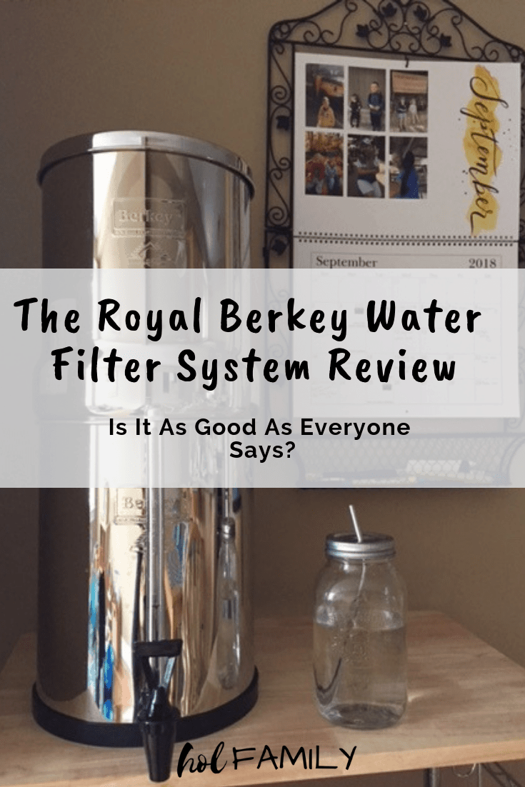 The Royal Berkley Water Filtration System is a stainless steel system that filters out over 99.99% chlorine, over 99.99% bacteria and viruses, lead, VOC's, THM's, lindane, benzene and atrazine. It is a very affordable water filtration system with the cost per gallon approximately 1.6 cents. Reduce plastic, eliminate harmful chemicals, and enjoy the taste of pure, clean drinking water. #berkeywaterfilter #purewater #waterfilter #holfamily