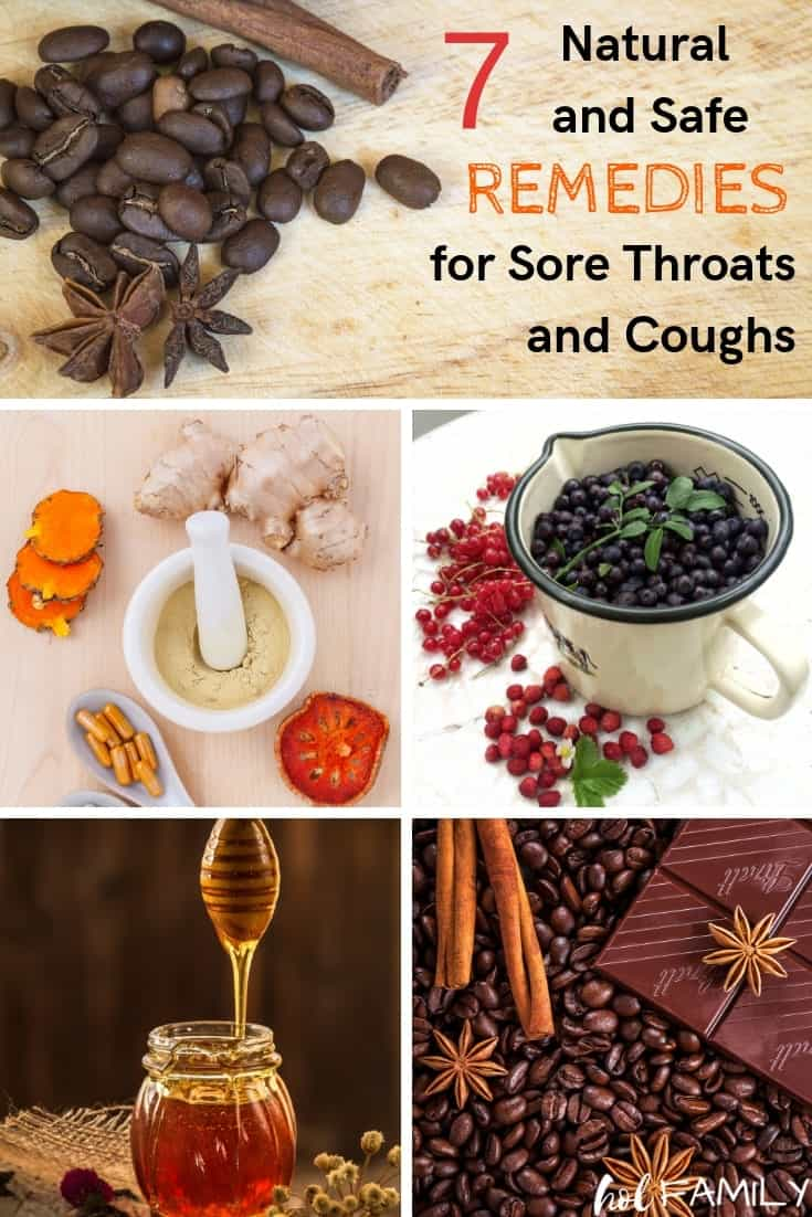 7 Natural and Safe Remedies for Sore Throats and Coughs