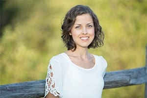 Picture of Raina Cordell, co-founder of hol FAMILY blog
