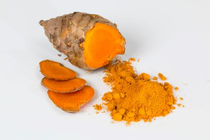 Fresh Turmeric Spice
