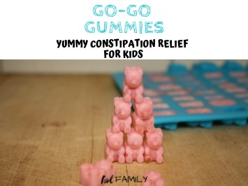 Go-Go Gummies: Yummy Constipation Relief for Kids