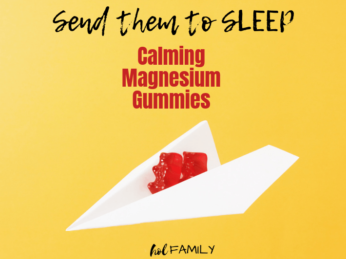 Calming Magnesium Gummies