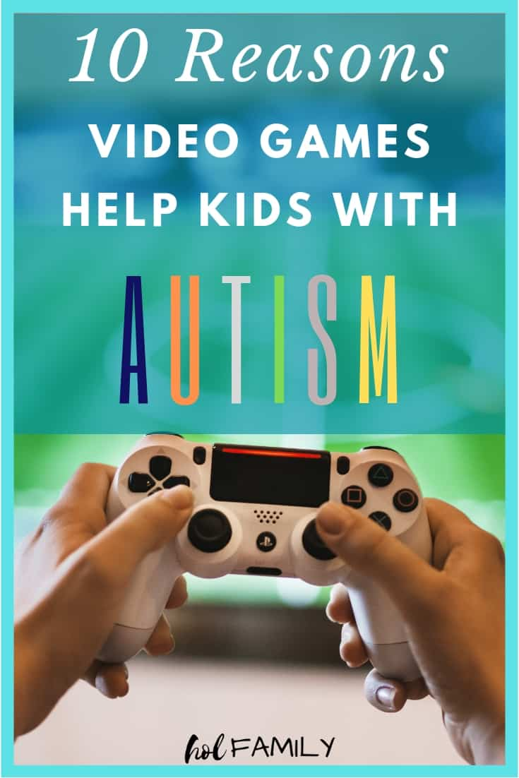 10 Reasons Video Games Help Kids With Autism
