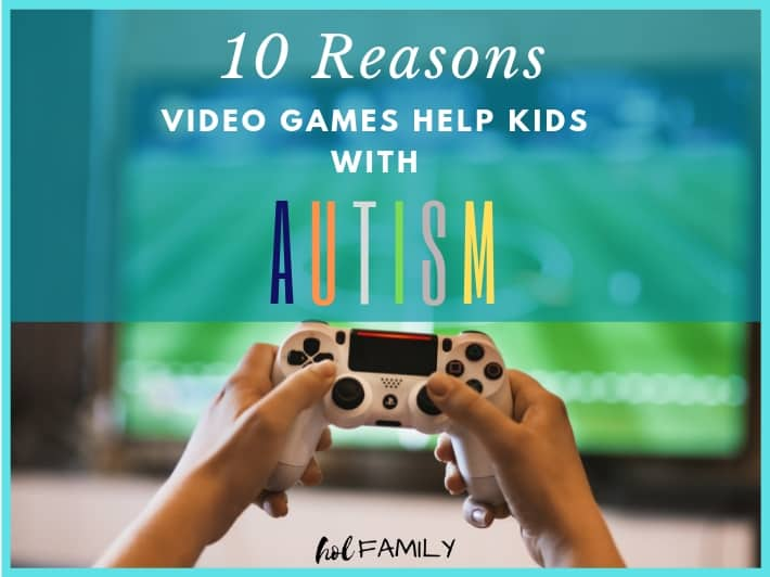 Autism and Video Games Featured Image