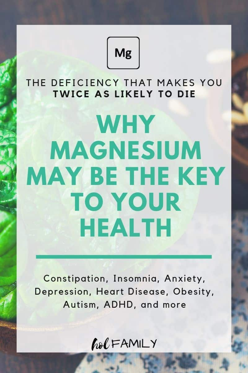 Why Magnesium May Be The Key To Your Health