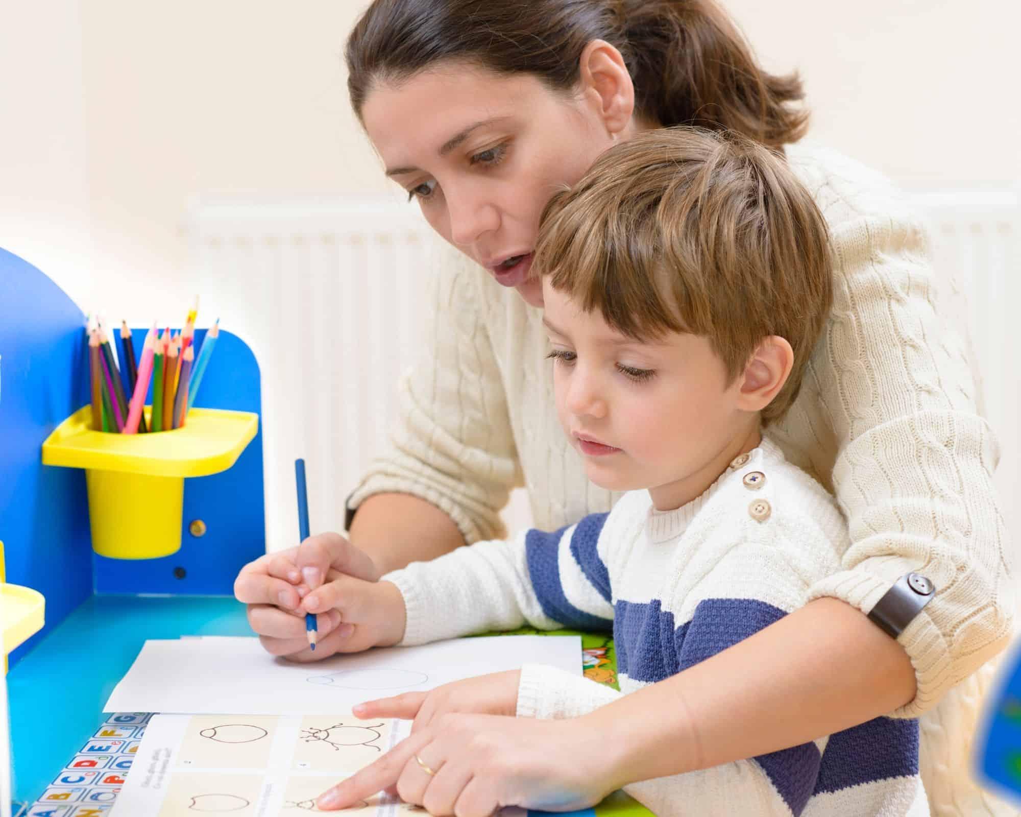 Homeschooling Mom