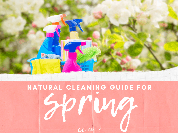 Spring Cleaning Naturally FT