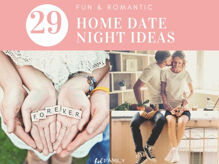 Home Date Night Ideas