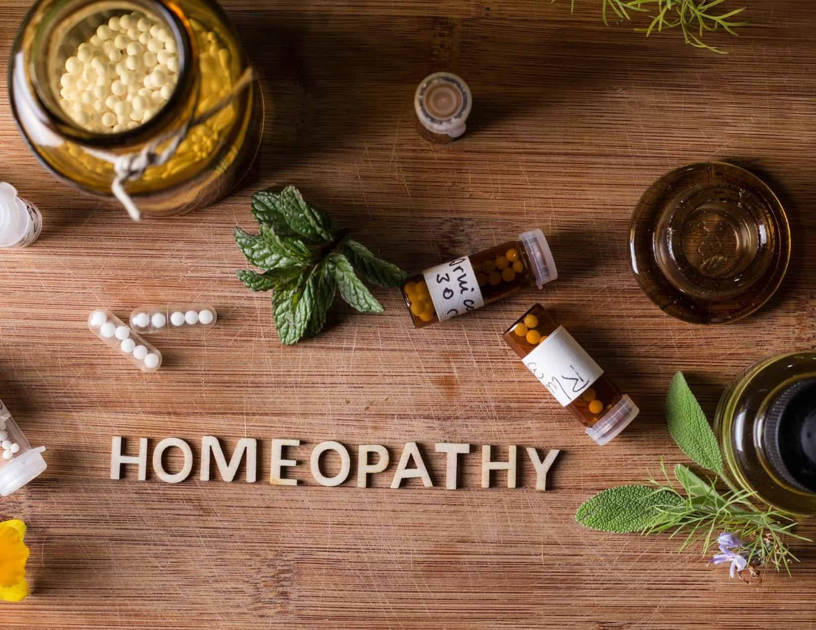 Homeopathy for Natural Allergy Relief