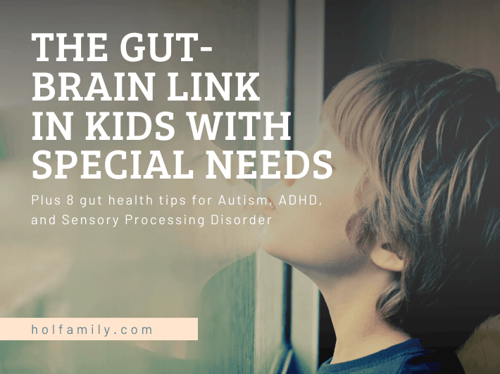 Gut Health in Autism and ADHD