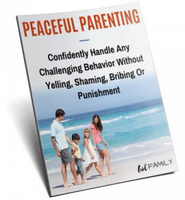 Peaceful parenting - hol FAMILY free giveaway